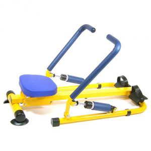 Redmon For Kids Fun and Fitness - Multifunction Rower