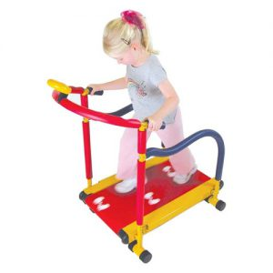 Redmon Fun and Fitness Exercise Equipment for Kids - Treadmill