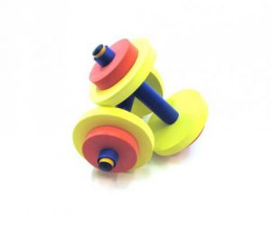Redmon For Kids fun and Fitness - Dumbbell Set