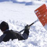 Calories Burned Shoveling Snow - Another Way To Lose Weight