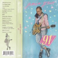 Jamie Grace '91 album cover