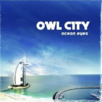 Owl City Ocean Eyes album cover