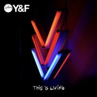 Hillsong Young & Free This Is Living album cover