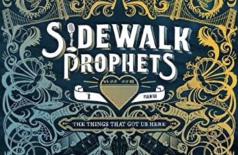 Sidewalk Prophets The Things That Got Us Here album cover
